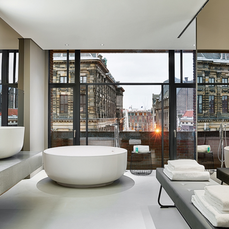 Photo © Courtesy of W Hotel Amsterdam
