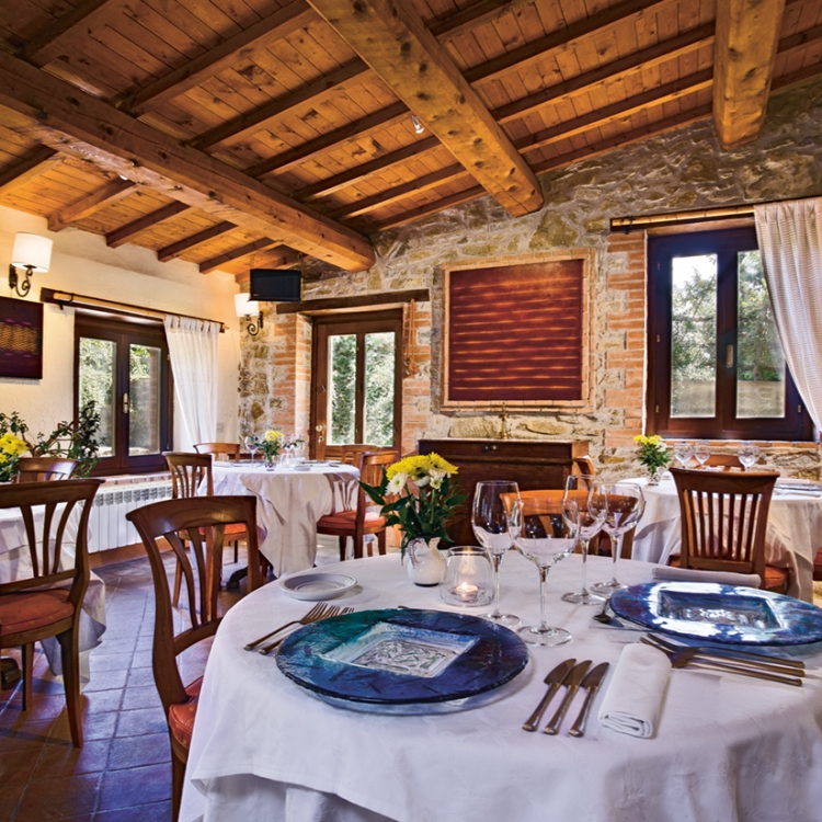 Montali Country House, Perugia, Umbria, Photo © courtesy of Montali Country House. www.veggie-hotels.de