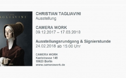 Christian Tagliavini · CAMERA WORK BERLIN