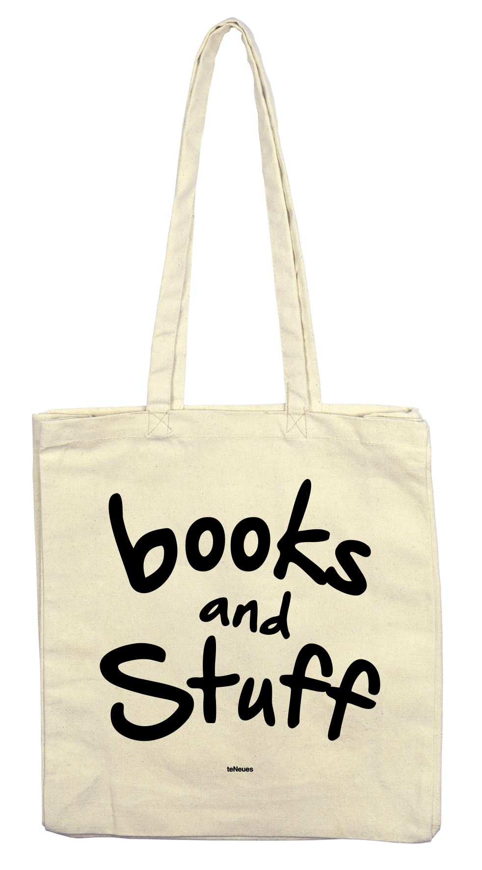 Stofftasche books and stuff