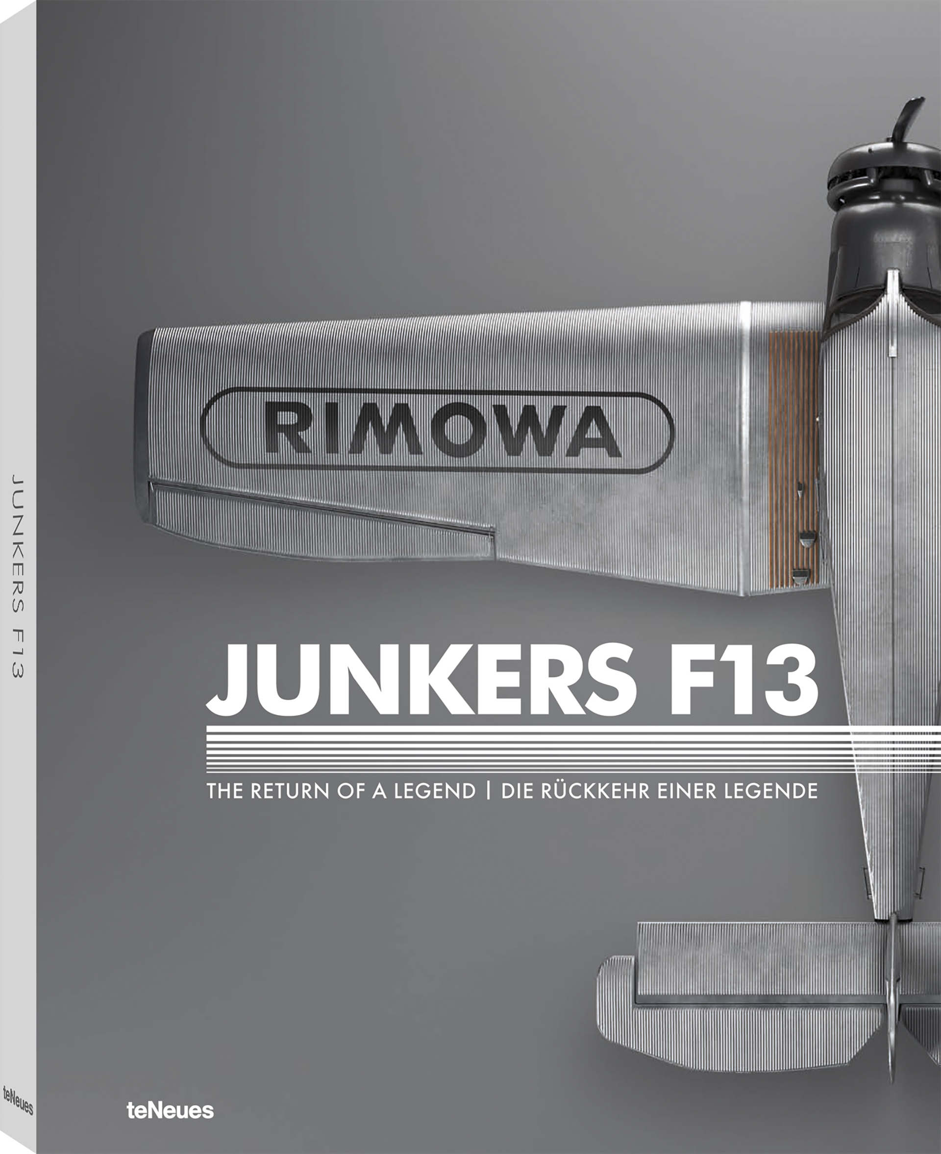 Junkers F13 - Corporate Publishing