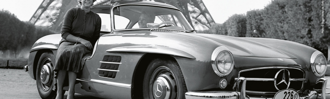 IconiCars · Mercedes-Benz 300 SL