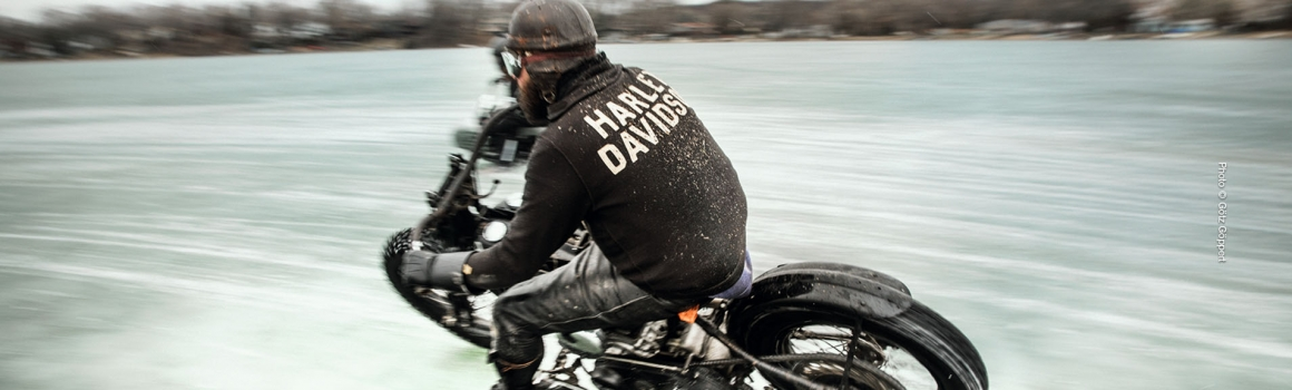 The Harley-Davidson Book | Michael Köckritz, ramp.space