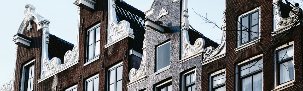 Streets of Amsterdam · MENDO