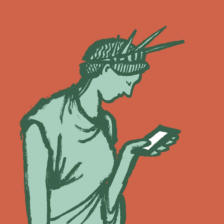 © Modern Life by Jean Jullien, to be published by teNeues in September 2016, www.teneues.com, Photo © 2016 Jean Jullien. All rights reserved.