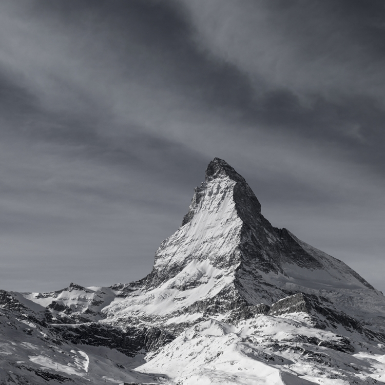 © Mountains - Beyond the Clouds by Tim Hall, to be published by teNeues in September 2016, www.teneues.com, The Matterhorn - 4,478m, Photo © 2016 Tim Hall. All rights reserved. www.timhallphotography.com