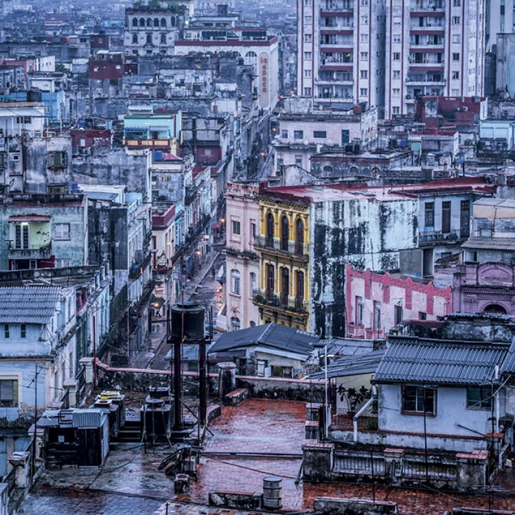 La Habana Vieja, 2016, Photo © 2016 Bernhard Hartmann. All rights reserved