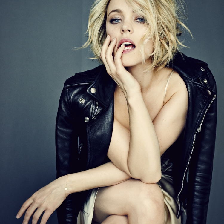 © Profiles by Marc Hom, to be published by teNeues in September 2016, www.teneues.com, Rachel McAdams, Photo © 2016 Marc Hom. All rights reserved.