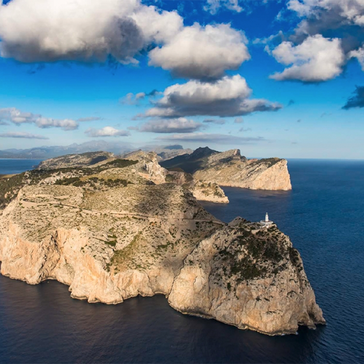 Die Halbinsel Cap de Formentor, der nördlichste Inselpunkt, Photo © 2017 Michael Poliza. All rights reserved. www.michaelpoliza.com/travel
