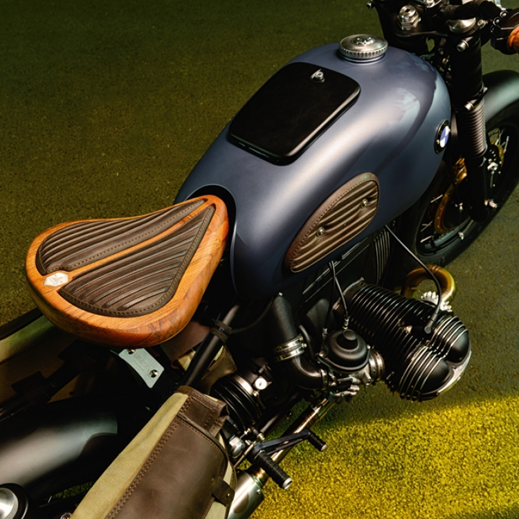THOMPSON, ER MOTORCYCLES Photo © ER MOTORCYCLES