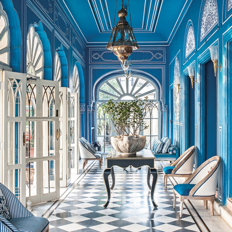 © Bar Palladio Jaipur, photo: Henry Wilson