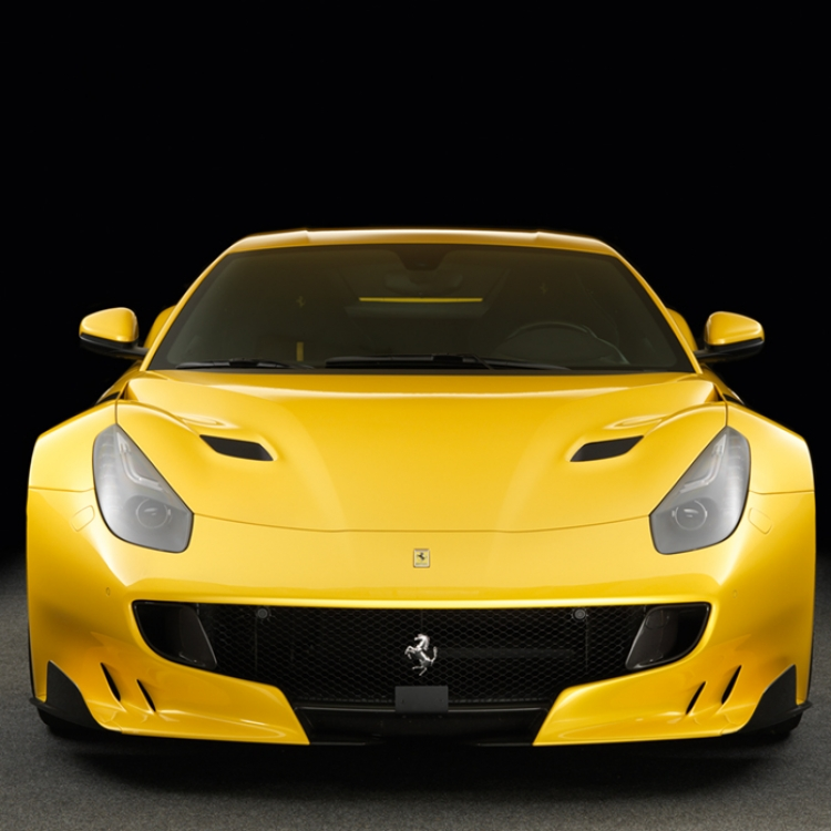 FERRARI F12 TDF, 2015 Photo © Michel Zumbrunn