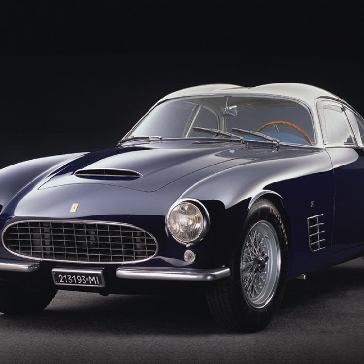 FERRARI 250 GT BERLINETTA TDF, 1956 Photo © Michel Zumbrunn