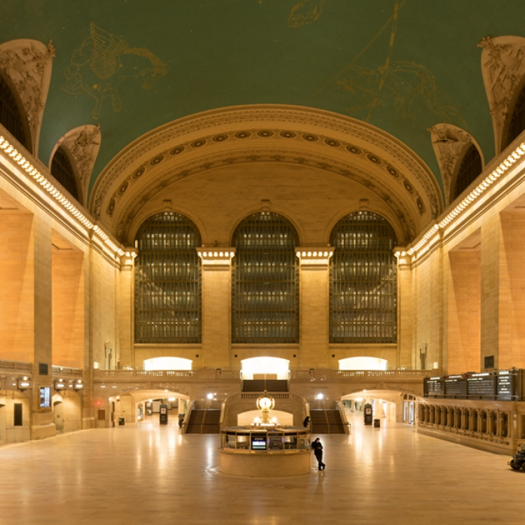 Grand Central Station, 2017 Photo © 2017 Bernhard Hartmann. All rights reserved.
