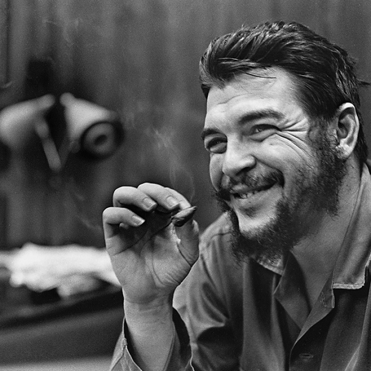 Che Guevara, Havana, 1964, Photo © 2017 Elliott Erwitt/Magnum Photos. All rights reserved.