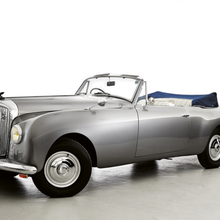 BENTLEY, R-Type Drophead, 1952, Photo © Andreas Wimmer