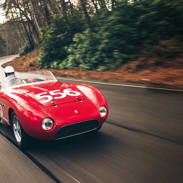 FERRARI, 166 MM Spider, 1953, Photo © Tom Haxson/courtesy of RM Sotheby's & Classic Driver
