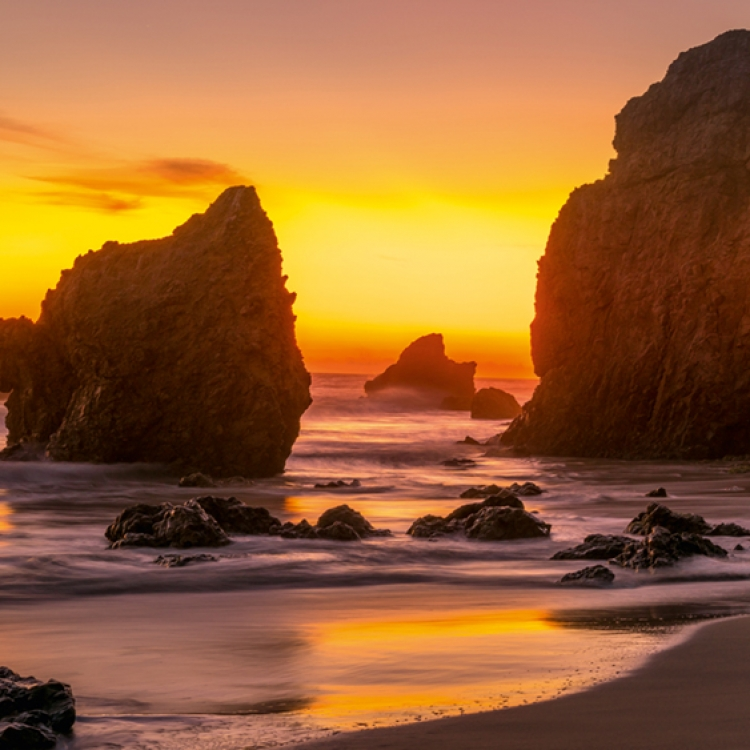 This is my favorite beach, El Matador Beach. It has been used as a filming location for many movies over the years, Photo © 2018 Serge Ramelli. All rights reserved. www.photoserge.com