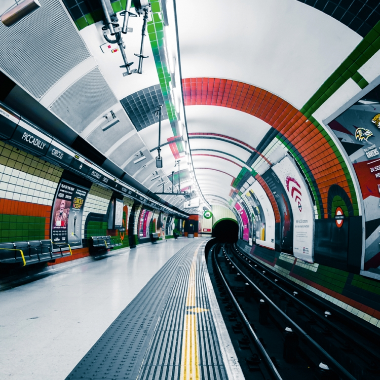 Piccadilly Circus Station, City of Westminster Photo © Sulay Kelly