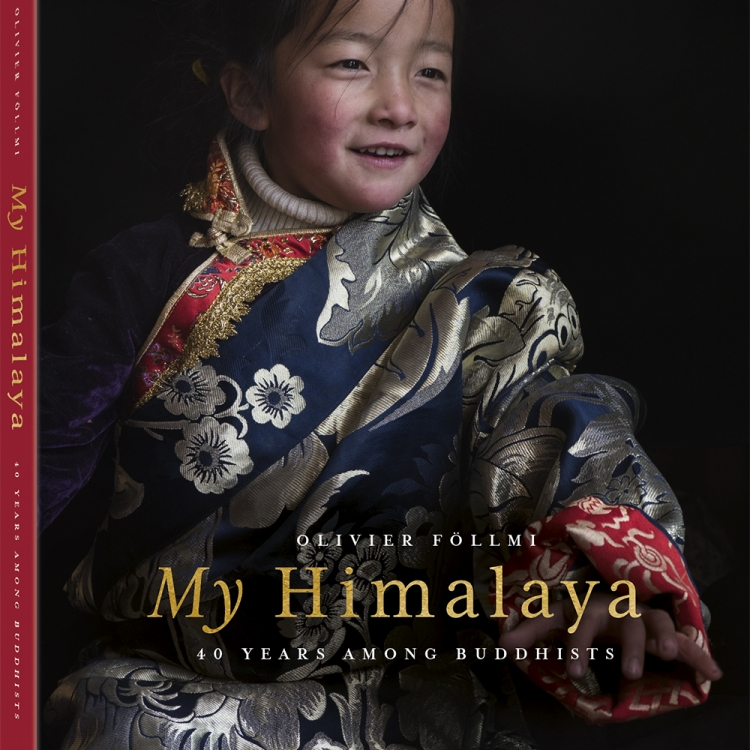 © My Himalaya - 40 Years among Buddhists by Olivier Föllmi, to be published by teNeues in July 2018, www.teneues.com, Photo © 2018 Olivier Föllmi. All rights reserved. www.olivier-follmi.net