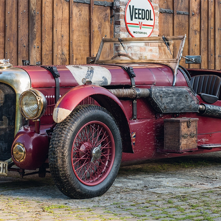 © Ultimate Toys for Men New Edition edited by Michael Görmann, to be published by teNeues in August 2019, www.teneues.com, Lagonda Special, 1930, Photo © Dirk Patschkowski
