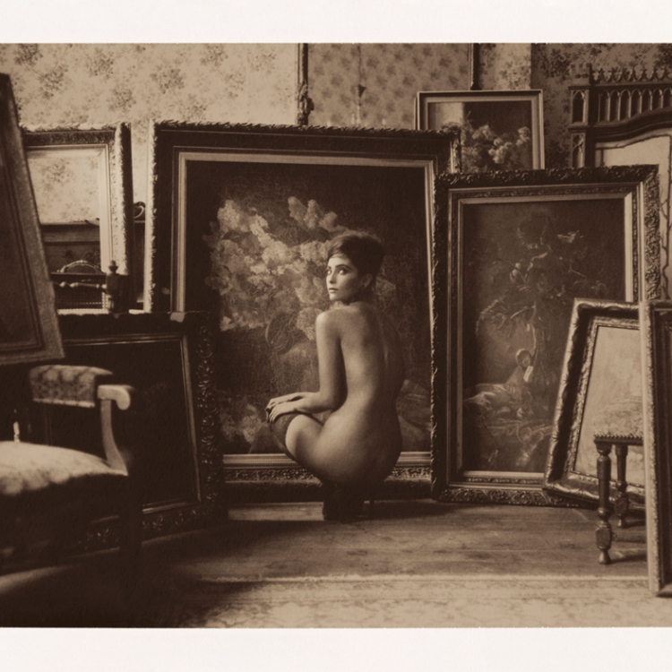 Garden of Paintings, Photo © 2019 Marc Lagrange. All rights reserved.