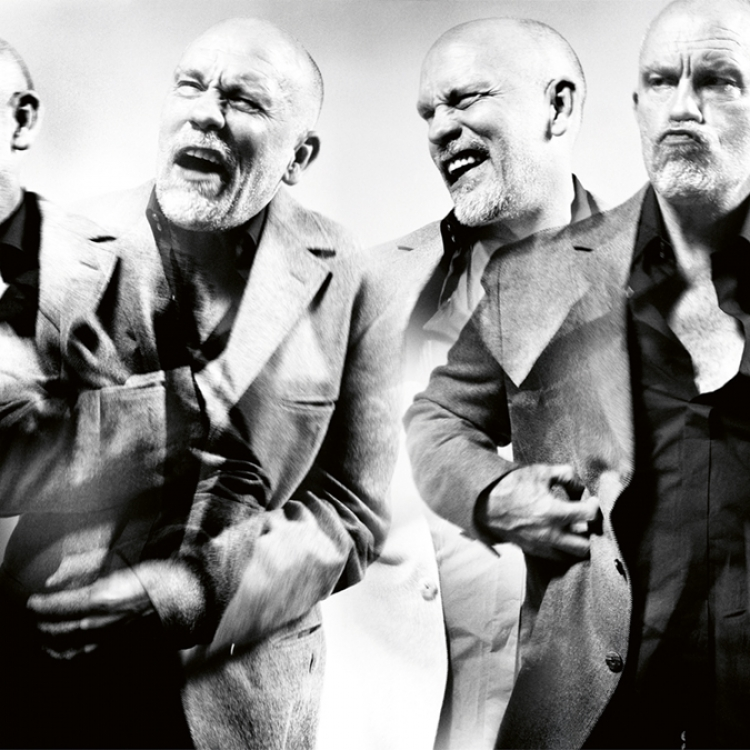 John Malkovich, New York Photo © Vincent Peters. All rights reserved.