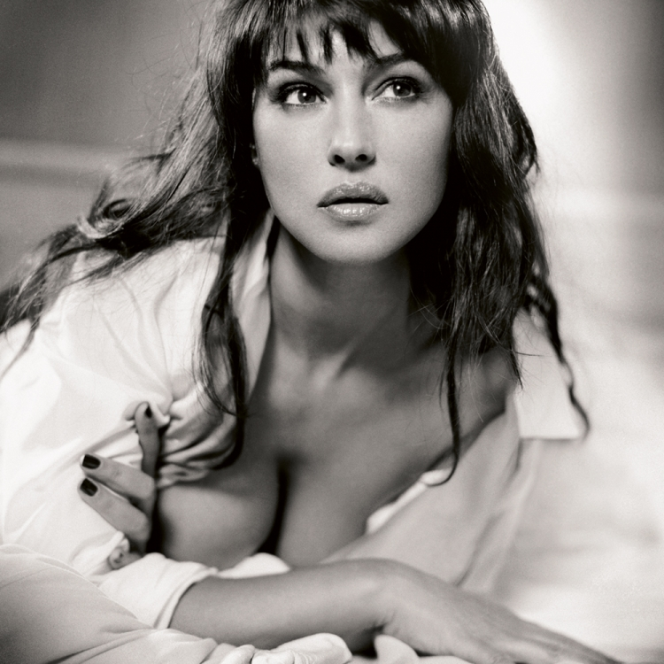 Monica Bellucci, Rome Photo © Vincent Peters. All rights reserved.