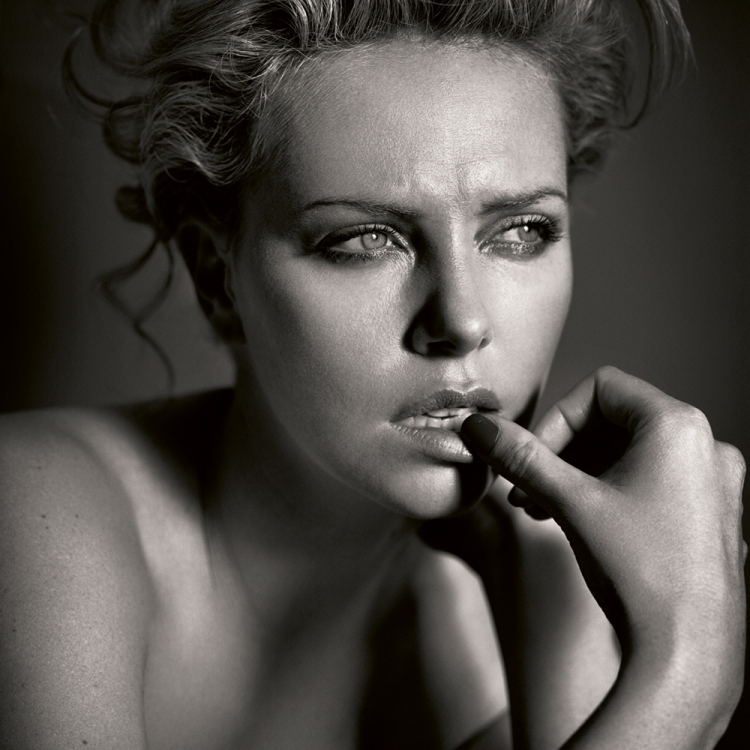Charlize Theron, New York Photo © Vincent Peters. All rights reserved.