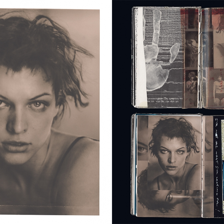 MILLA © 2019 Frank Ockenfels 3, courtesy of Fahey/Klein Gallery Los Angeles. All rights reserved.