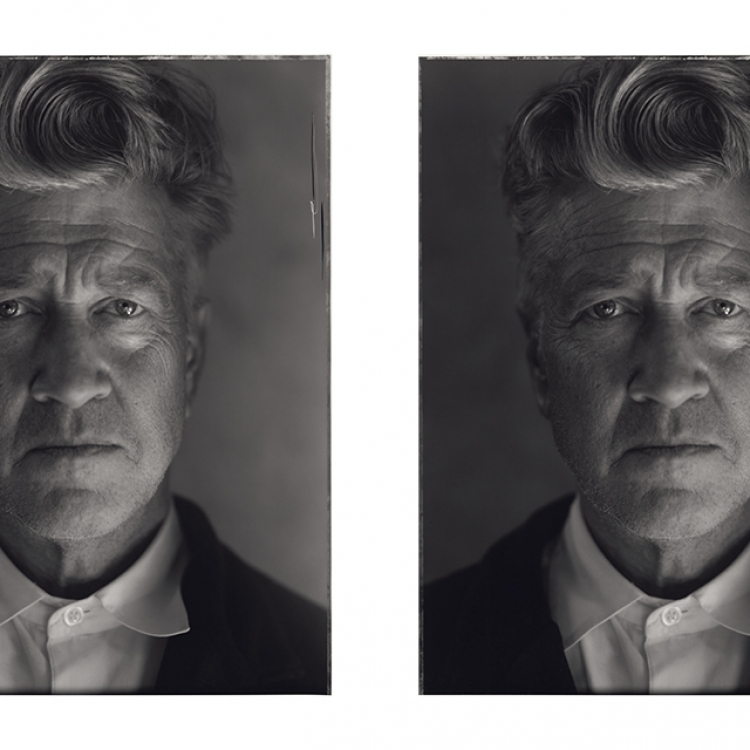 DAVID LYNCH  © 2019 Frank Ockenfels 3, courtesy of Fahey/Klein Gallery Los Angeles. All rights reserved.