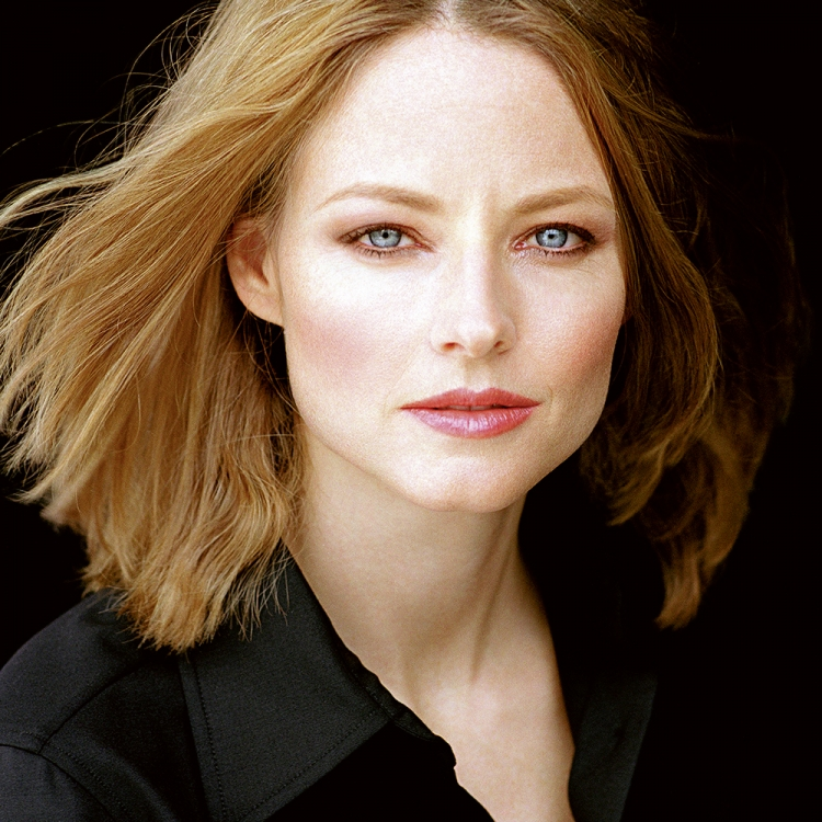 Jodie Foster, 1999, Los Angeles, Photo © Greg Gorman Photography, 2020. www.gormanphotography.com
