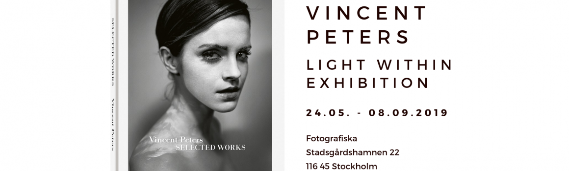 Vincent Peters Ausstellung • Fotografiska Stockholm • 24.05. – 08.09.2019