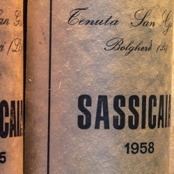 SASSICAIA – THE ORIGINAL SUPER TUSCAN